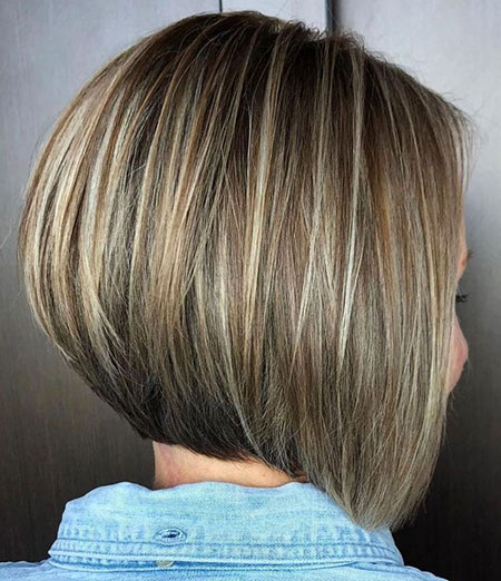 Bob Layered Short Angled