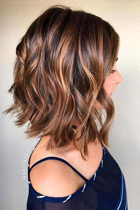 18 Nice Balayage Short Hairstyles Hair Colour Style