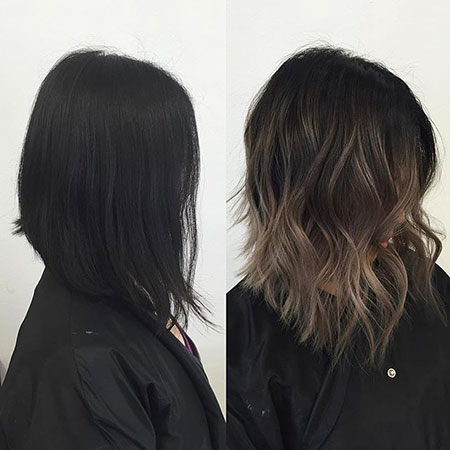 Hair Balayage Ash One