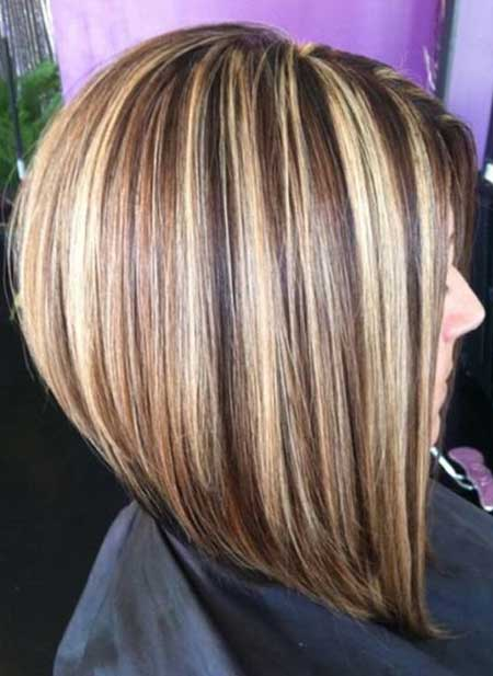 Highlights and Lowlights of Blonde and Brown