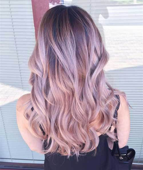 2016 Hair Trend Color