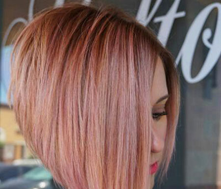 20 Cute Hair Color Styles for Short Thick Hair