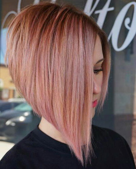 20 Cute Hair Color Styles For Short Thick Hair Hair Colour Style