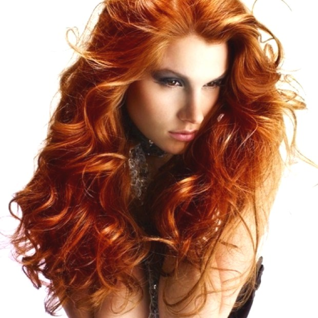 Amazing Long Copper Red Hairstyle (4)