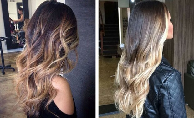 Balayage Hair Ideas For Summer2