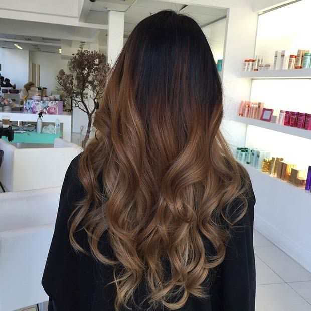 Balayage Hairstyle Ideas (2)