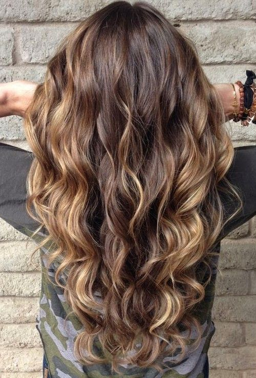 Balayage Hairstyle Idea
