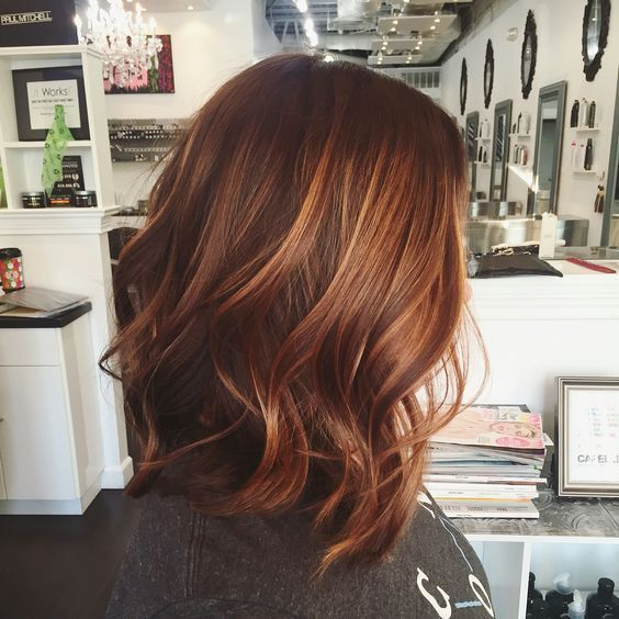 Best Auburn Hair Color Ideas 2017 (2)
