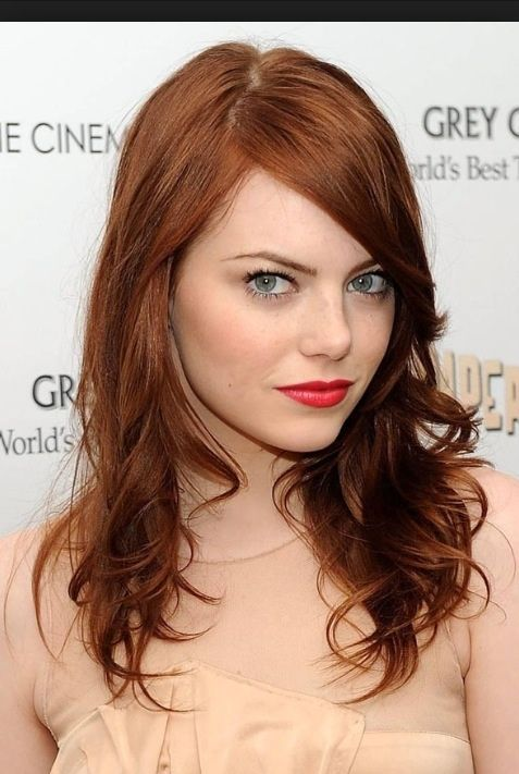 Best Auburn Hair Color Ideas 2017 (4)
