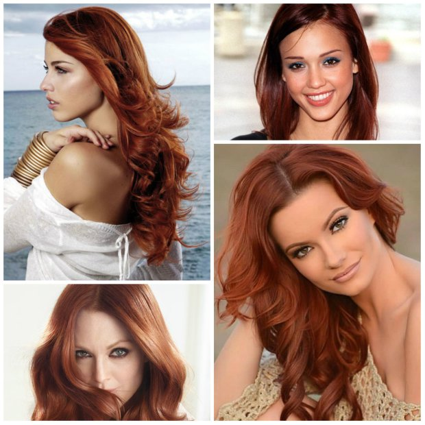 Best Auburn Hair Color Ideas 2017 (9)