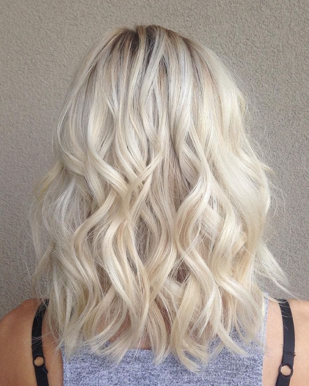 Best Platinum Blonde Hair Color Ideas (4)