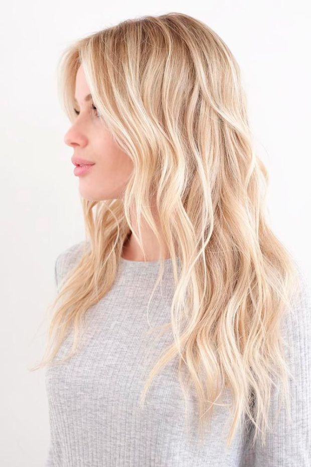 15 Blonde Balayage Highlights To Try In 2019 Hair Colour Style