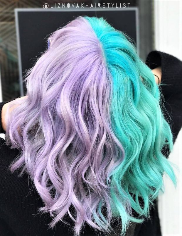 Edgy Hair Color Ideas To Try Right Now (3)