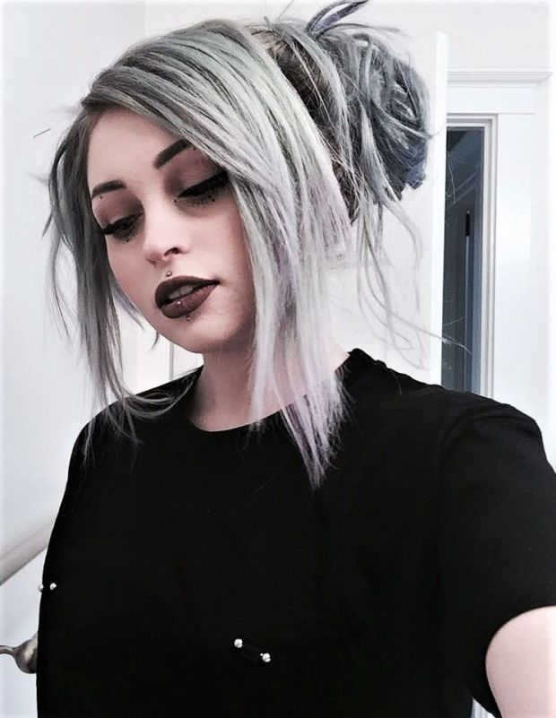 Edgy Hair Color Ideas To Try Right Now (6)