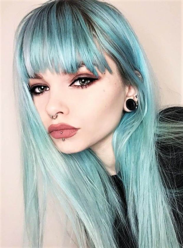 Edgy Hair Color Ideas To Try Right Now (9)