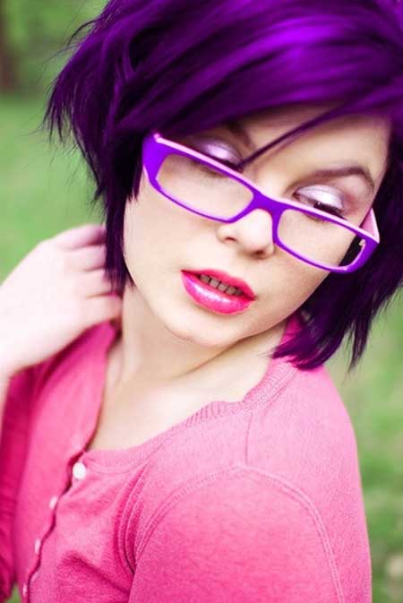 Hair Color for Short Hair 2014_15