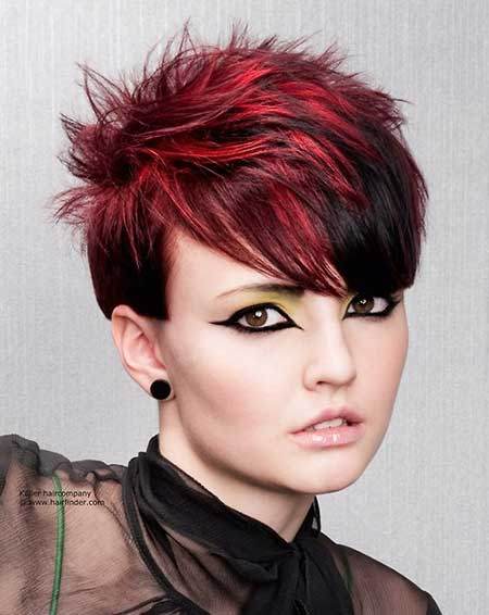Hair Color for Short Hair 2014_6