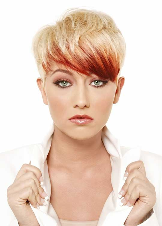 Hair Color for Short Hair 2014_7