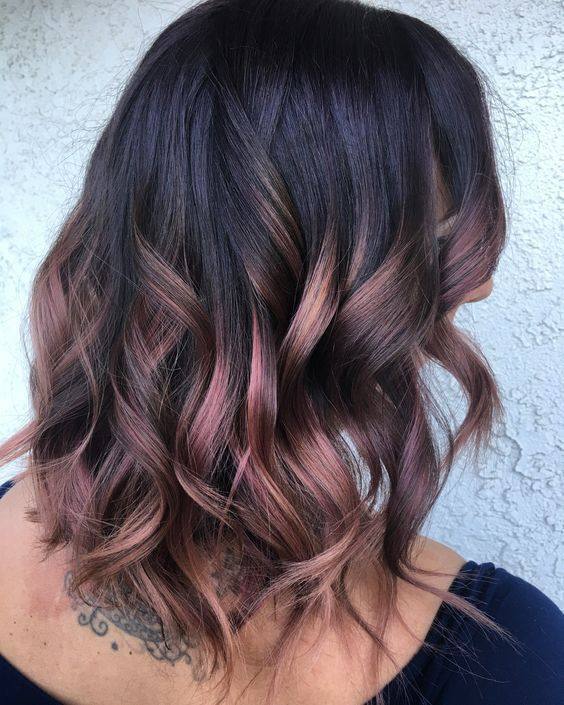 Rose Gold Hair Color Ideas To Die For (10)