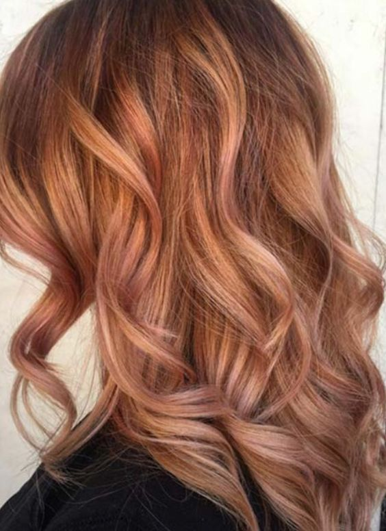 Rose Gold Hair Color Ideas To Die For (4)