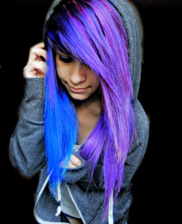 Scene Girl Emo And Scene Hairstyles 829x1024