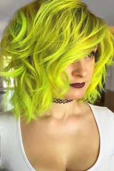 Super Bright Emo Hair Ideas (13)