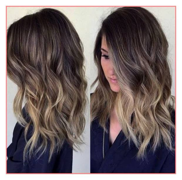 Top Haircuts Womens Shoulder Length Hairstyles 2017