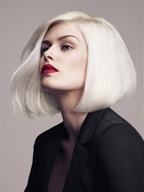 18 Best Platinum Blonde Hair Color Ideas