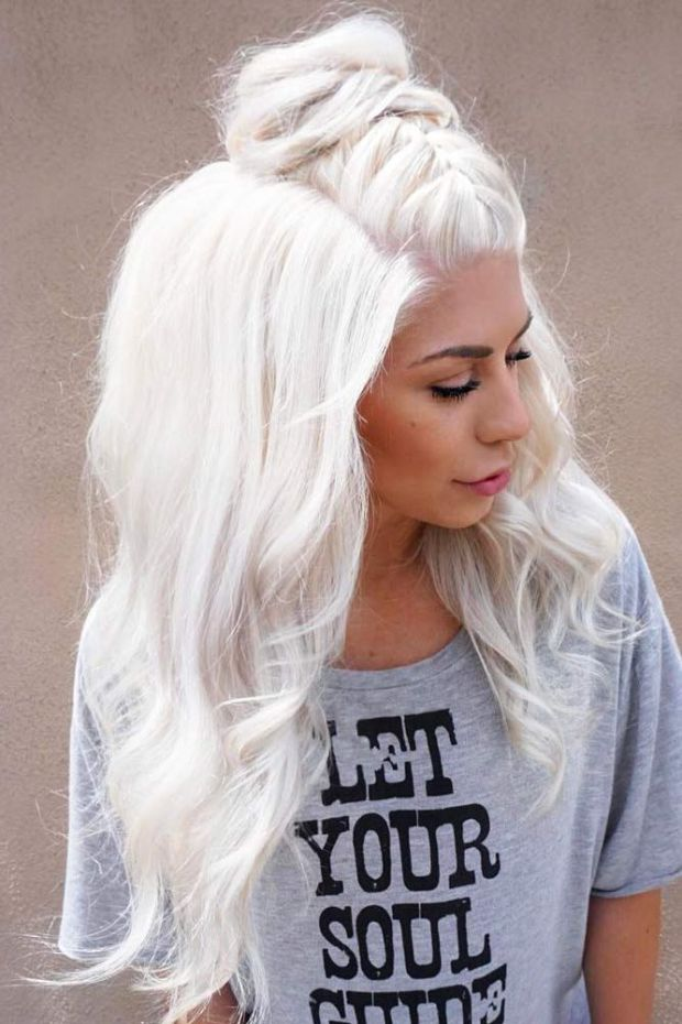 Blond Hair Color Ideas Best Platinum Blonde Hair Colors ★ See More Lovehairstyles Co