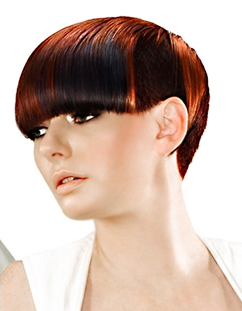 The vibrant and bold hair color for 2013