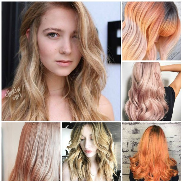 Color Trend In 2018 What Coolest Blonde Hair Color And Rainbow Hair Wigs