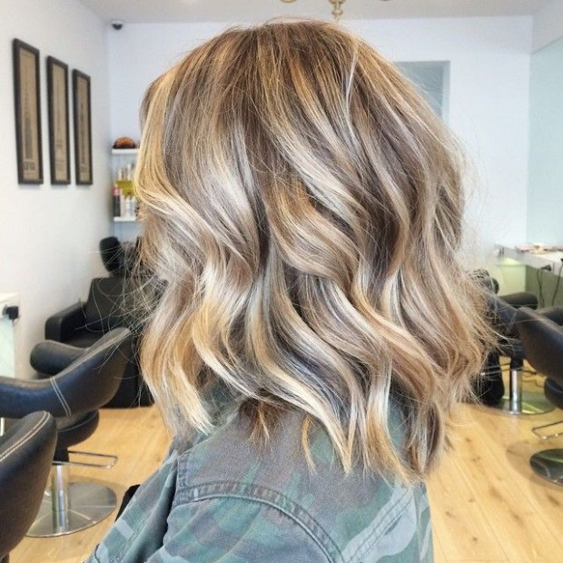16 Balayage Hairstyle Ideas