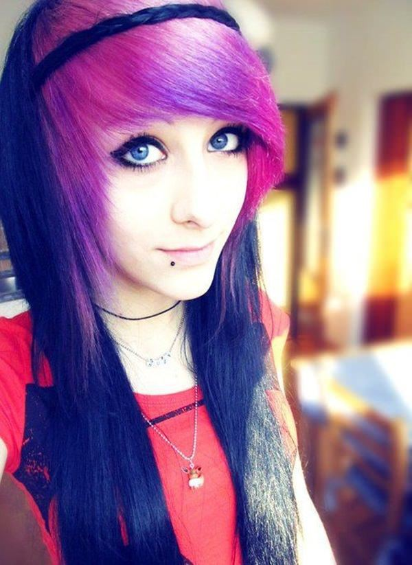 Emo Hairstyles 33