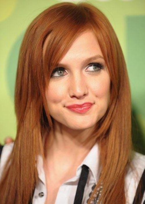 Fall 2014 Winter 2015 Auburn Hair Color Trends 7