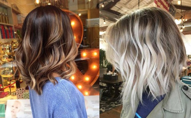 Hottest Best Balayage Hairstyles Color Ideas