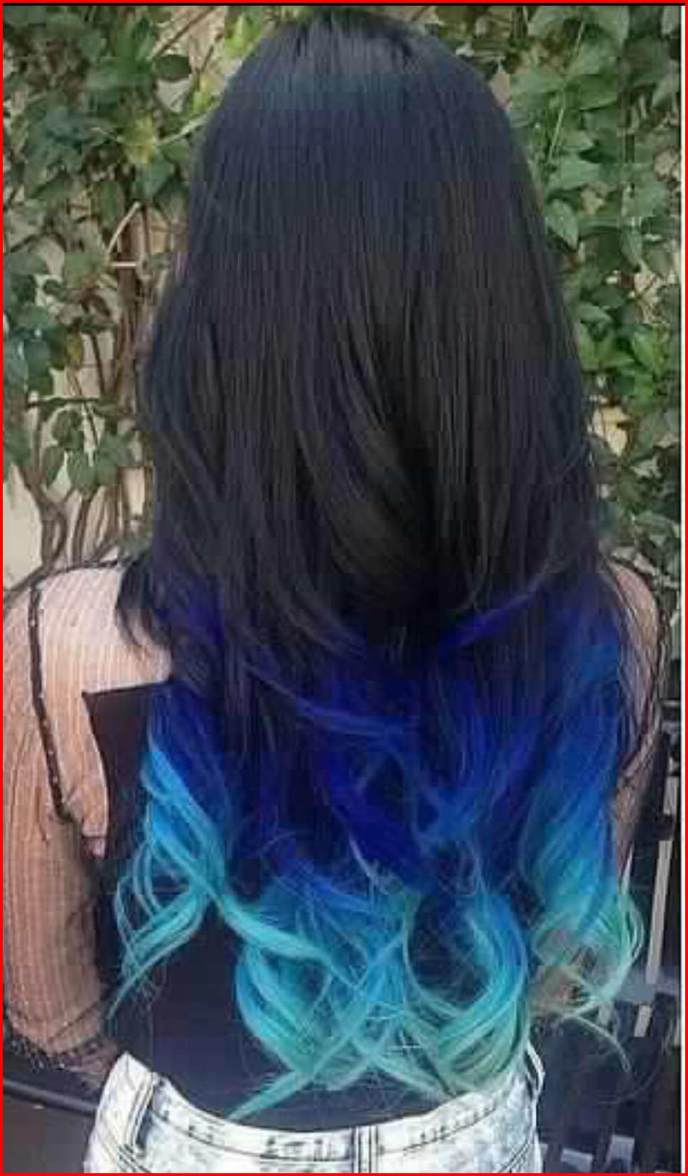 Blue Hair Highlight Ideas Find Your