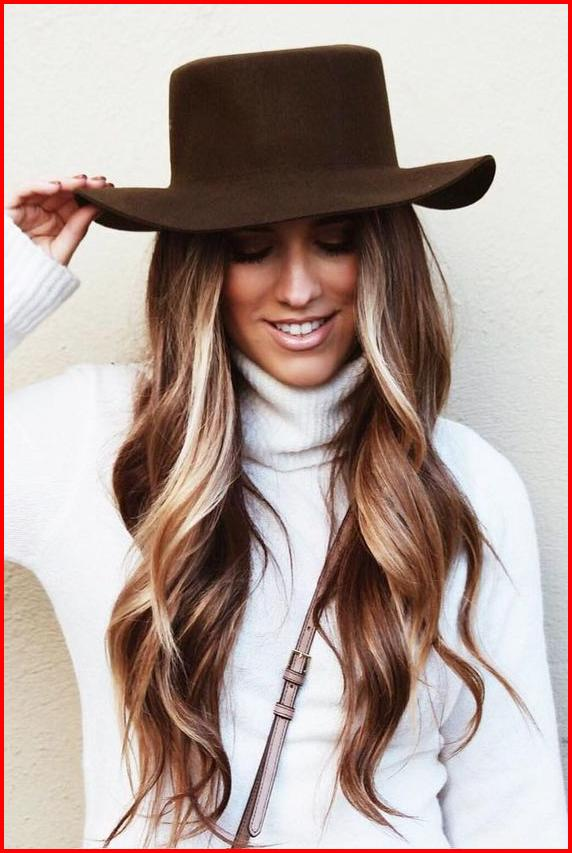 Cool Winter Hair Colour Styles