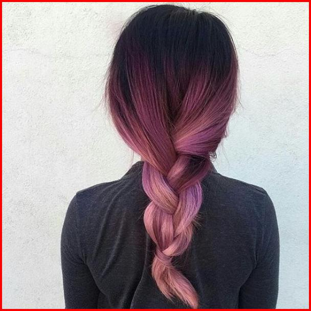 Rose Gold Ombre Hair Color Ideas - Hair Colour Style