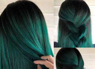 20 Vibrant Dark Hair Color Ideas to Try 2019