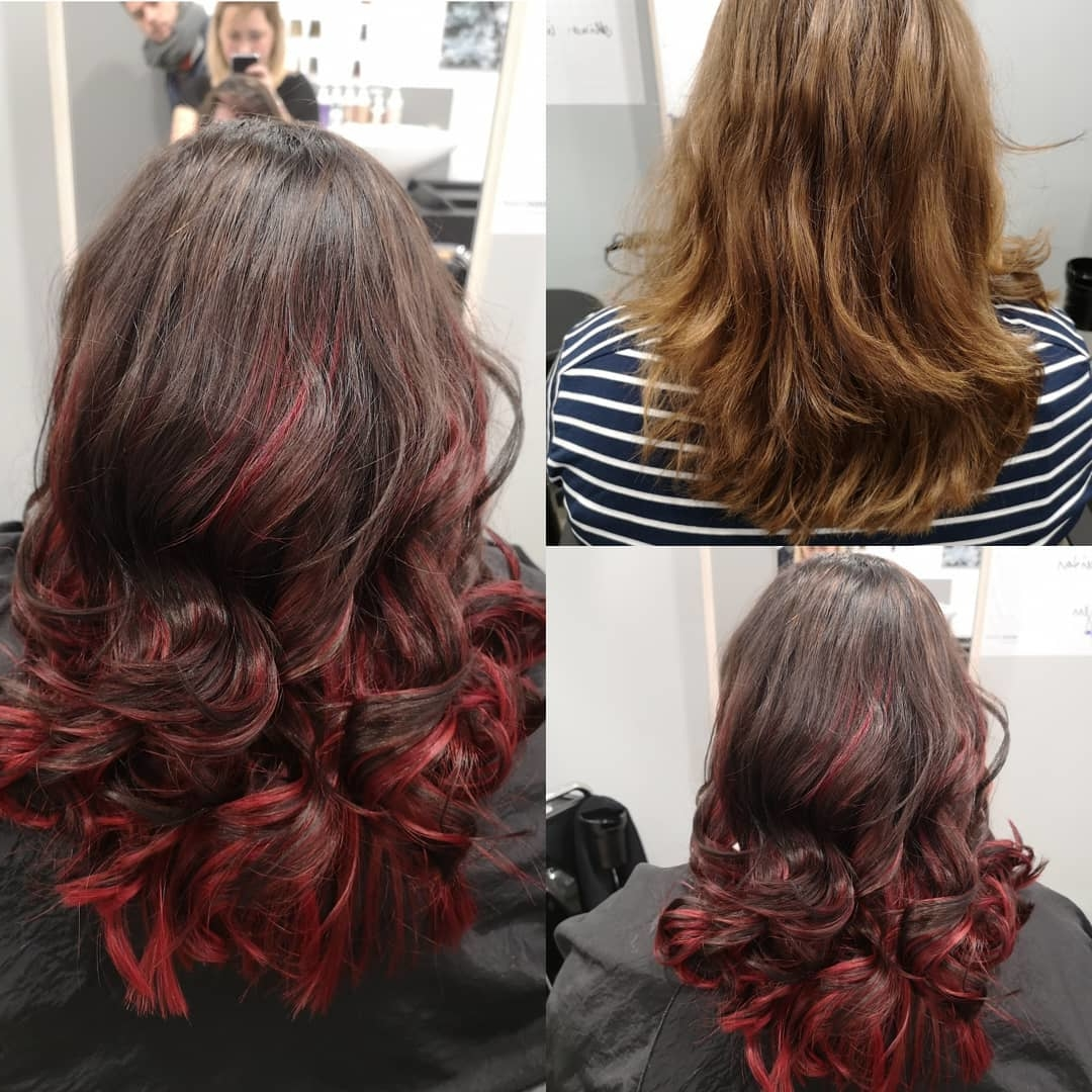 These 20 Hair Color Ideas Are Trending In 2019: 20 Vibrant Dark Hair Color Ideas To Try 2019