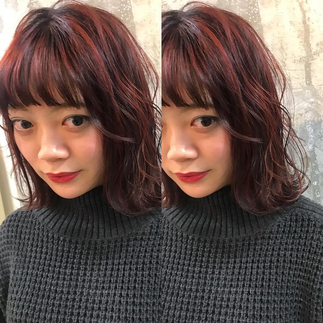 Trendy Hair Color 2019: 30 Short Hair Color Trends For 2019