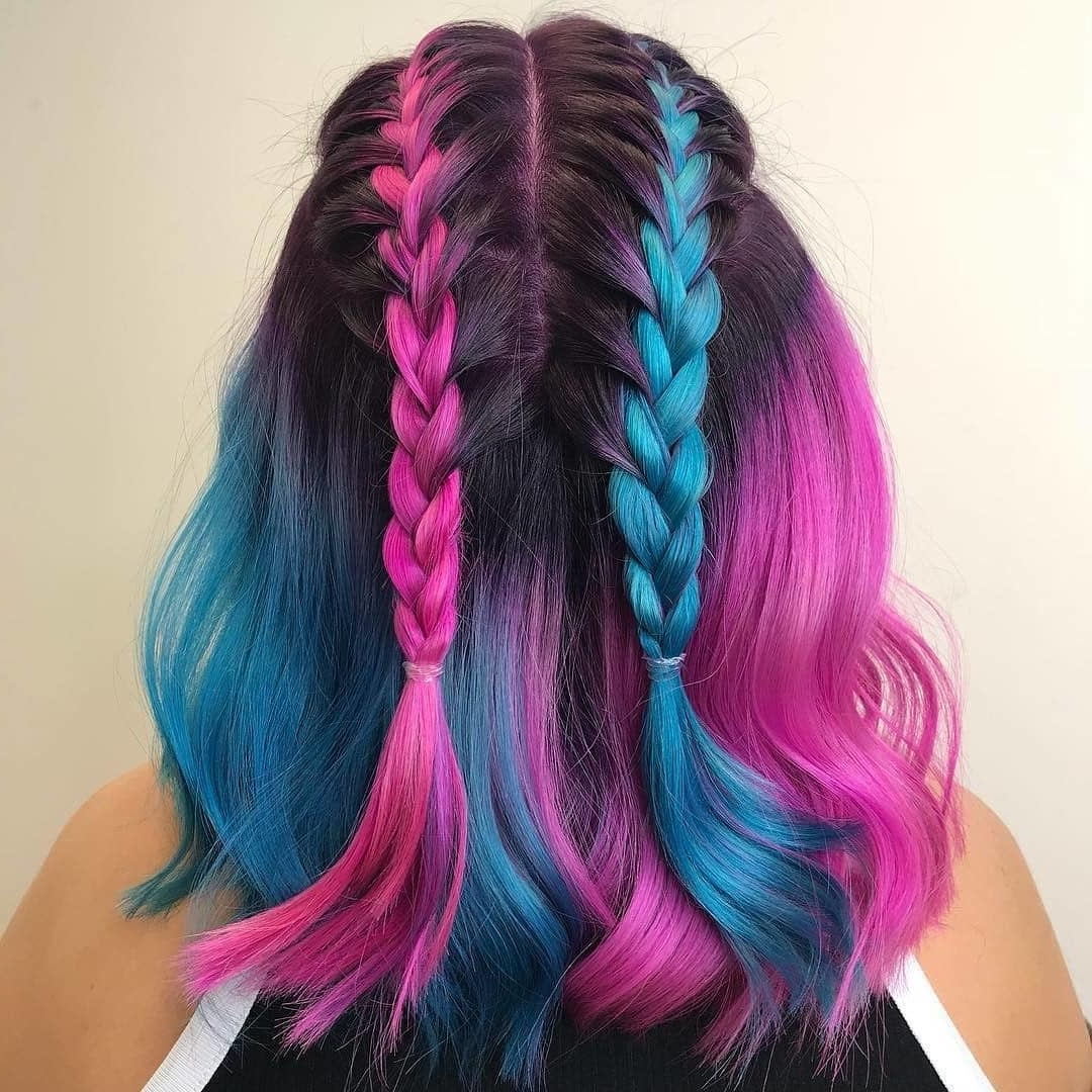 These 20 Hair Color Ideas Are Trending In 2019: 30 Short Hair Color Trends For 2019