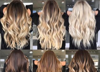20 Balayage Brown to Blonde Long Hairstyles