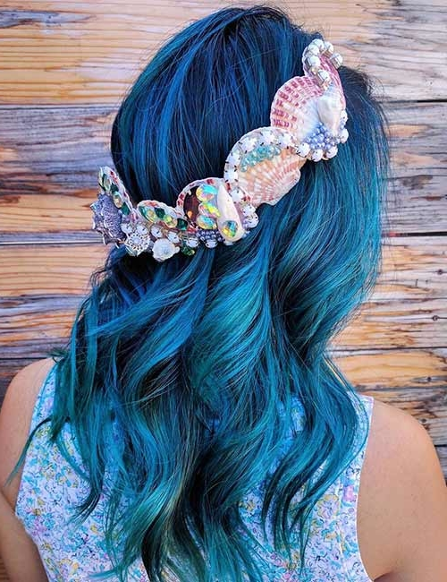 20 Pastel Blue Hair Color Ideas You Will Love in 2019.