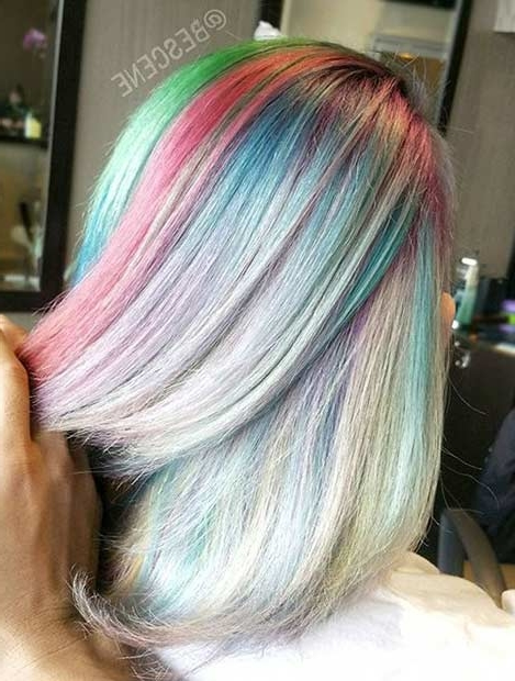 20 Pastel Hair Color Ideas for 2019