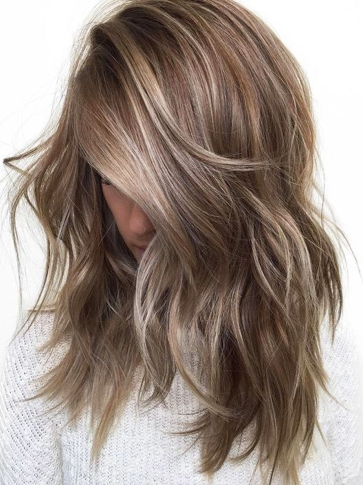 20 Refreshing Medium Length Hair Colour Styles in 2019.