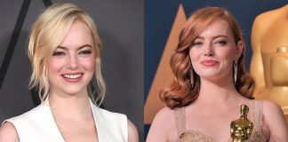 50 Hottest Celebrity Hair Color Transformations 2019.
