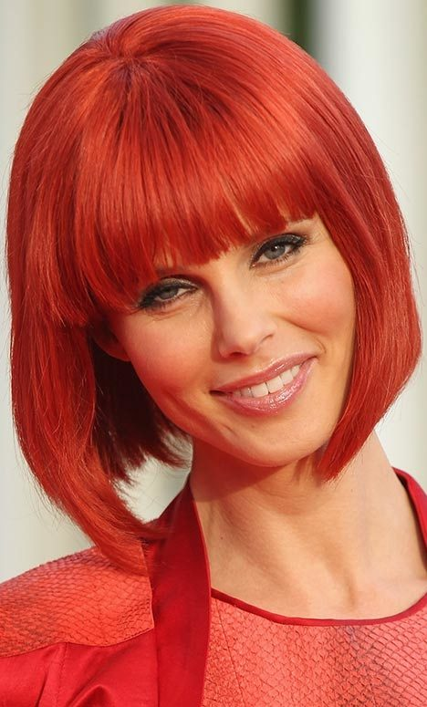 50 Red Hair Color Ideas for Short Hair in 2019 - Hair Colour Style