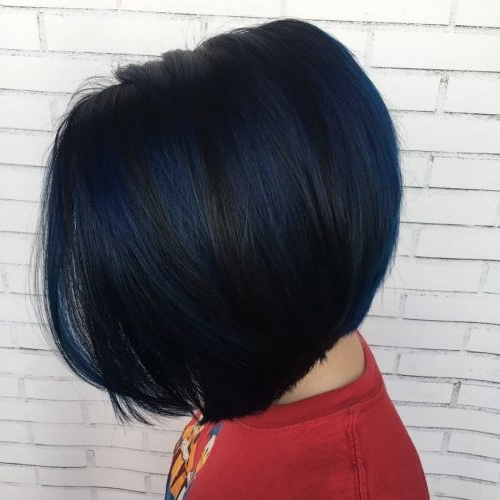 20 Blue Hair Color Ideas for Dark Hair - Hair Colour Style
