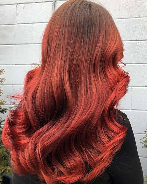 These 20 Hair Color Ideas Are Trending In 2019: 20 Winter Hair Colour Trends For 2019